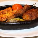 102 Grillteller senior Restaurant Shelale