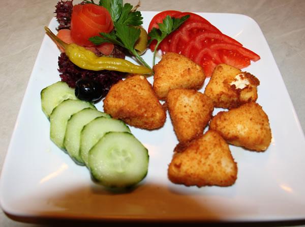 28 Kizarmis Peynir Restaurant Shelale